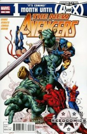 New Avengers Volume 2 #23