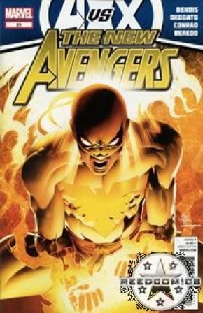 New Avengers Volume 2 #25