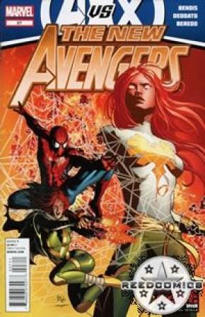 New Avengers Volume 2 #27