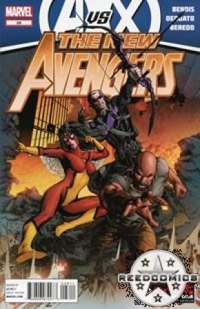 New Avengers Volume 2 #28