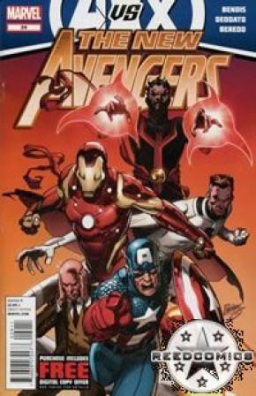 New Avengers Volume 2 #29