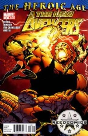 New Avengers Volume 2 #2