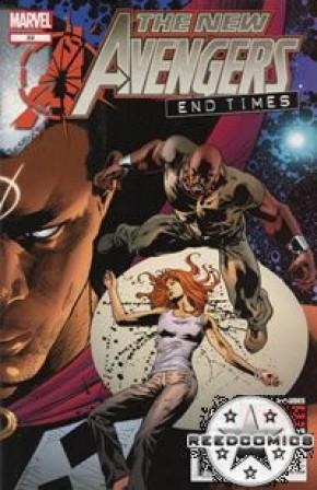 New Avengers Volume 2 #33