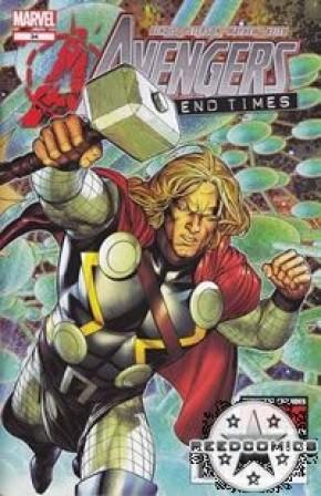 New Avengers Volume 2 #34