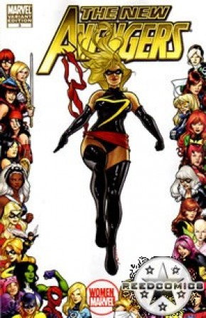 New Avengers Volume 2 #3 (1:15 Incentive)