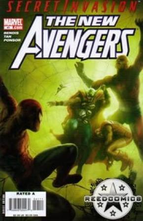 New Avengers #41