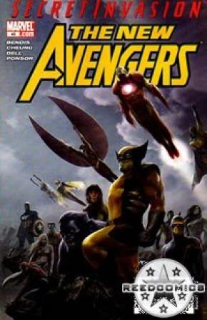New Avengers #45