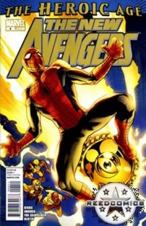 New Avengers Volume 2 #4