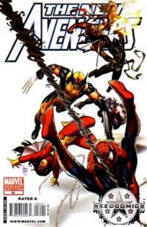 New Avengers #50 (Variant Cover)
