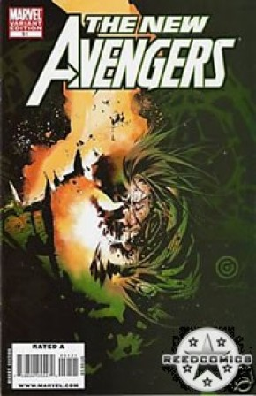 New Avengers #51 (1:15 Incentive)
