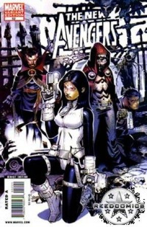 New Avengers #52 (1:15 Incentive)