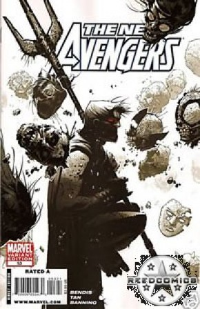New Avengers #53 (1:15 Incentive)