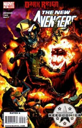 New Avengers #54