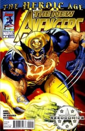 New Avengers Volume 2 #5
