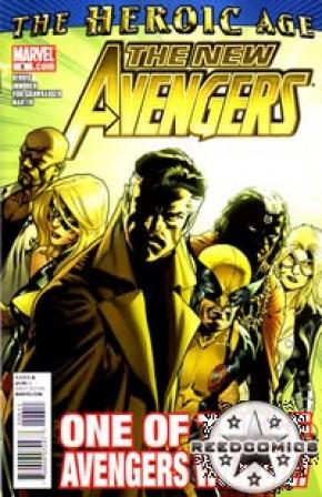 New Avengers Volume 2 #6