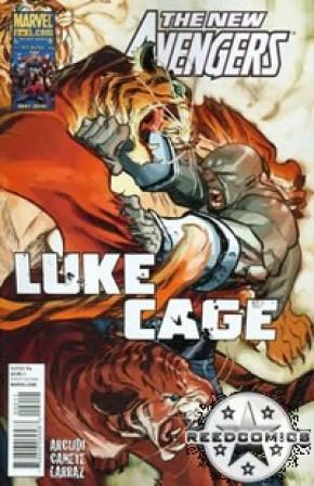 New Avengers Luke Cage #2