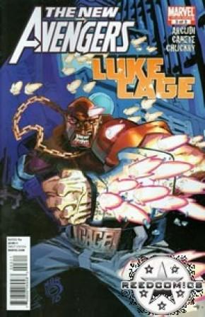 New Avengers Luke Cage #3