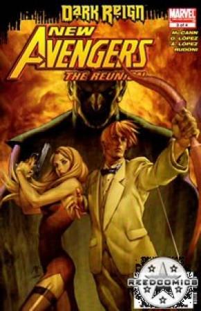 New Avengers Reunion #3