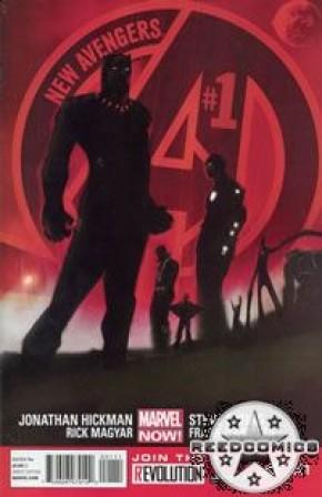 New Avengers Volume 3 #1 (1st Print)
