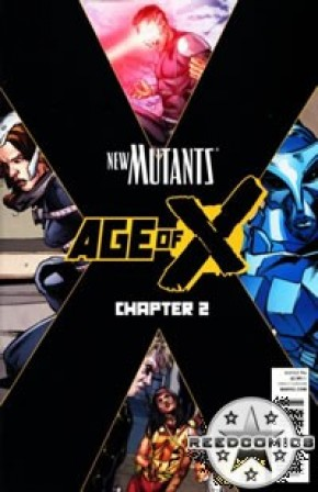 New Mutants Volume 3 #22 (2nd Print)
