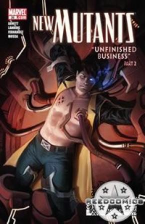 New Mutants Volume 3 #26