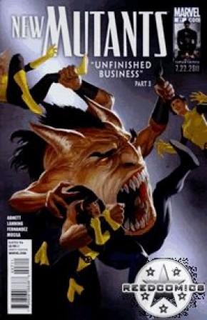 New Mutants Volume 3 #27