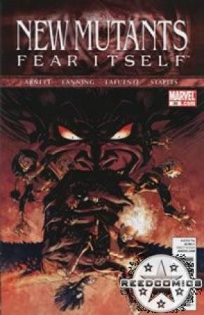 New Mutants Volume 3 #30