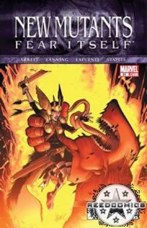 New Mutants Volume 3 #31