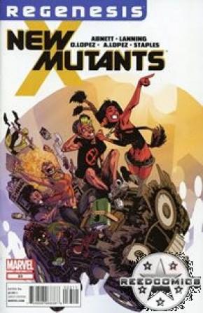 New Mutants Volume 3 #33