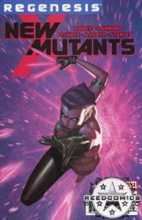 New Mutants Volume 3 #34