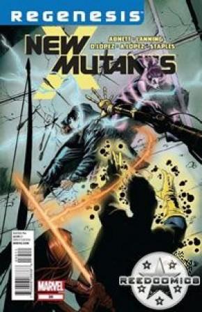 New Mutants Volume 3 #35
