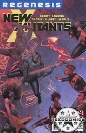 New Mutants Volume 3 #36