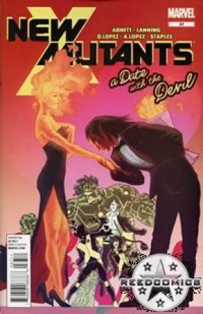 New Mutants Volume 3 #37