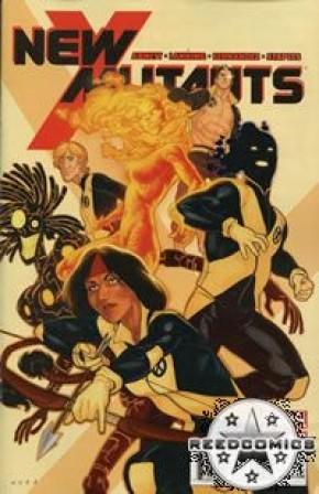 New Mutants Volume 3 #38