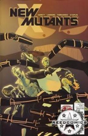 New Mutants Volume 3 #39