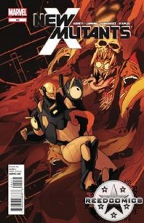 New Mutants Volume 3 #40