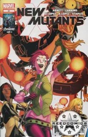 New Mutants Volume 3 #41