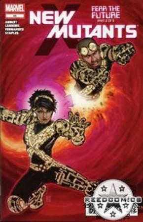 New Mutants Volume 3 #45