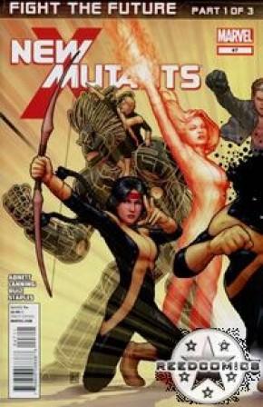 New Mutants Volume 3 #47