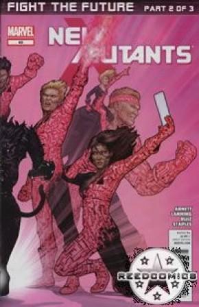 New Mutants Volume 3 #48