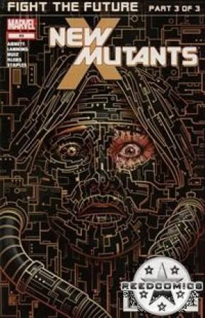 New Mutants Volume 3 #49
