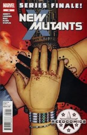 New Mutants Volume 3 #50