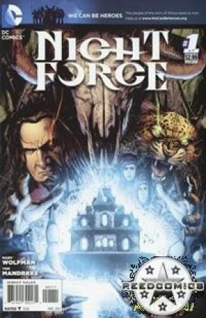 Night Force #1