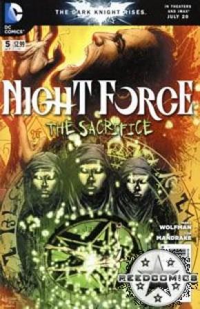 Night Force #5