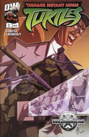 Teenage Mutant Ninja Turtles (Old Series) #2