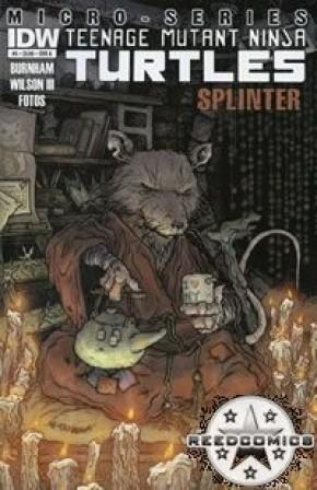 Teenage Mutant Ninja Turtles Micro Series #5 Splinter