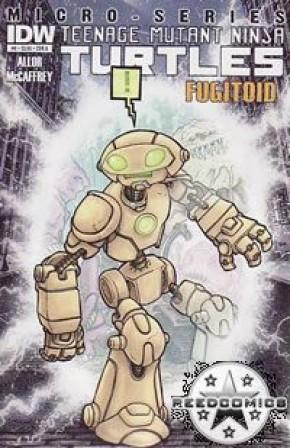 Teenage Mutant Ninja Turtles Micro Series #8 Fugitoid