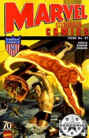 Marvel Mystery Comics #1 70th Anniversary Special