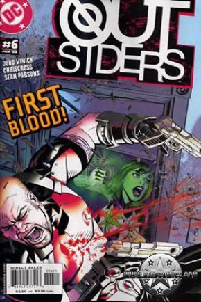 Outsiders (Old Series) #6