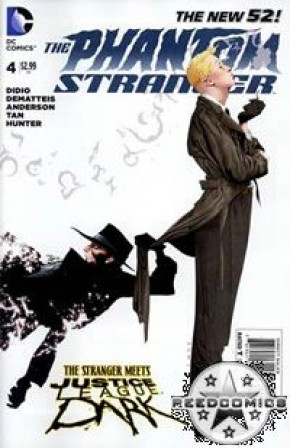 Phantom Stranger #4